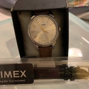 New in the box Timex watch and replaceable band
